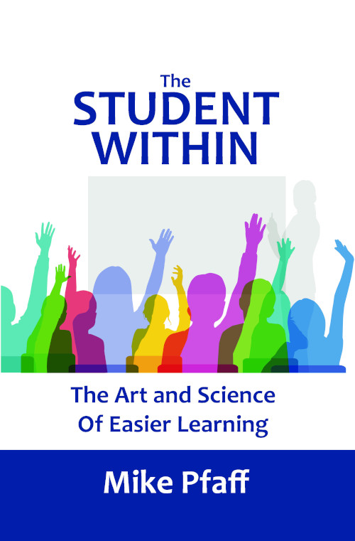 The Student Within by Michael Pfaff