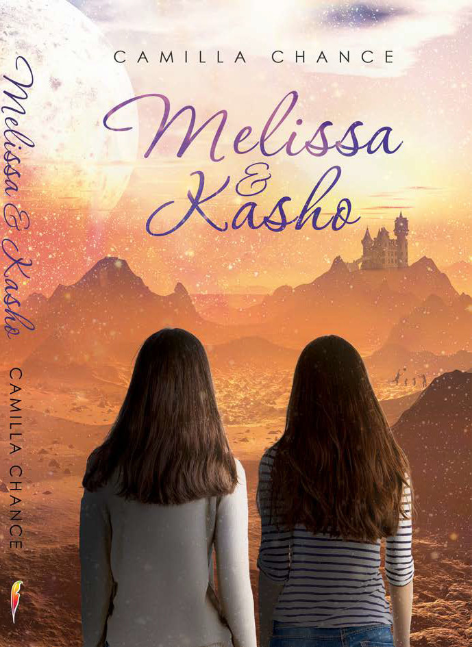 Melissa & Kasho by Camilla Chance